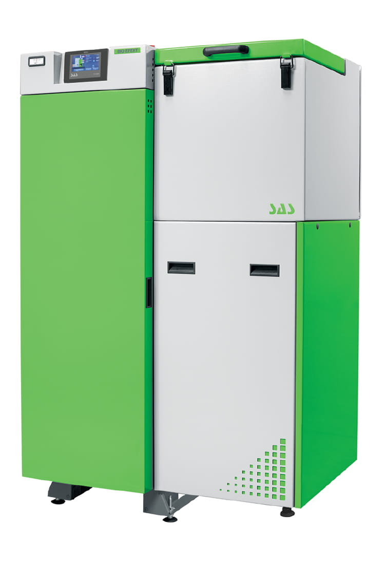Tylko na zewnątrz Kocioł SAS BIO EFEKT 29 kW 499.pl - najlepszy sklep z kotłami na JV34