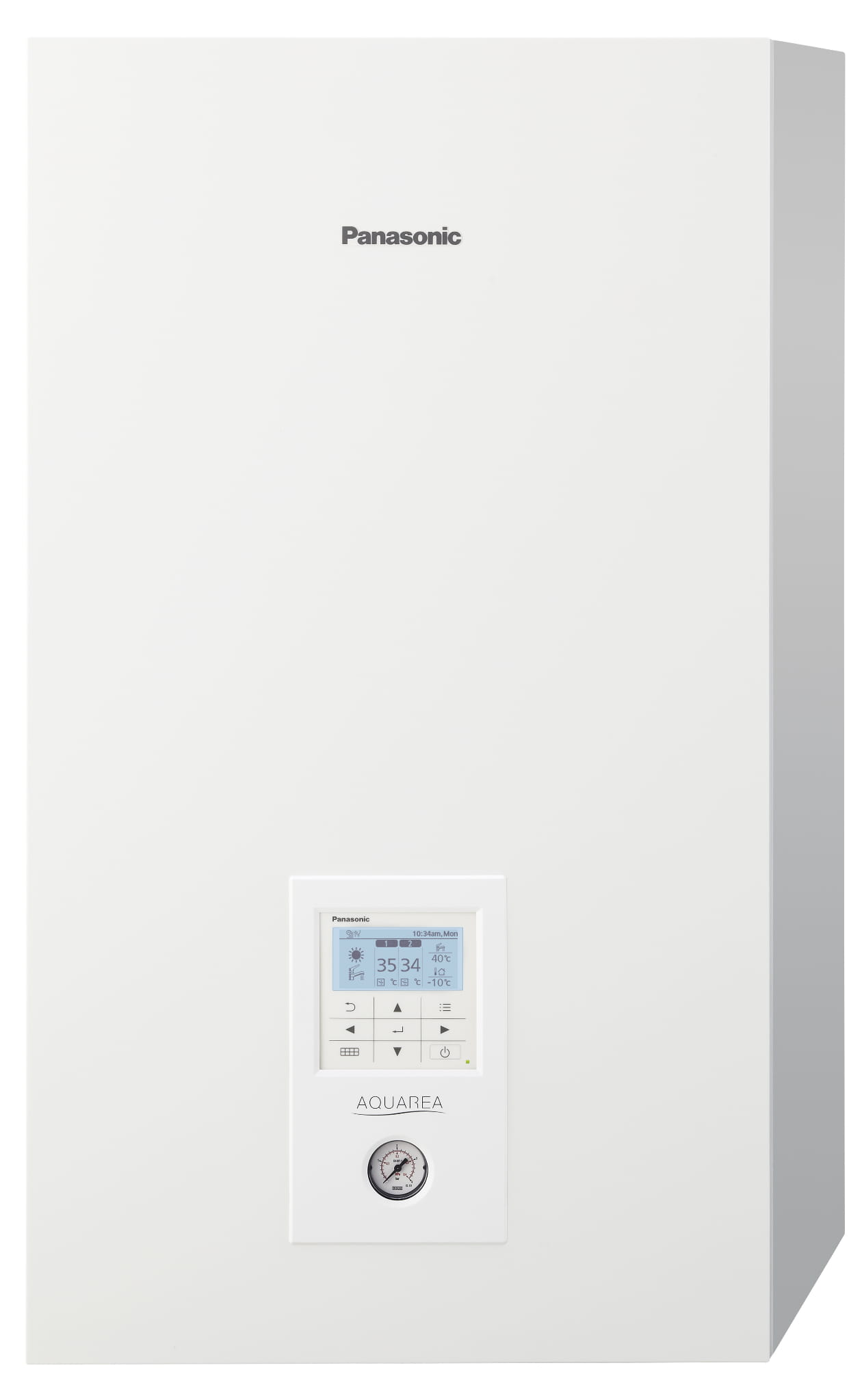 Pompa ciepła Panasonic split high-performance  9kW 1~ KIT-WC09H3E5-1